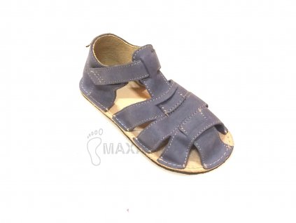 Orto Plus PALM D201/H - Modré - Sandálky