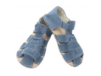 Orto Plus MAYA D202/H - Sivé - Sandálky