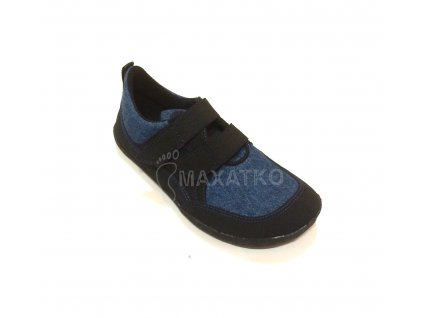 Sole Runner Puck Blue/Black - Tenisky