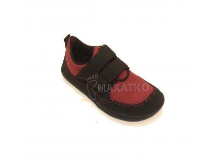 Sole Runner Puck Red/Black - Tenisky