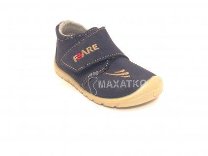 Fare Bare Prvé krôčky - Modré - 5012201 - Celoročné topánky