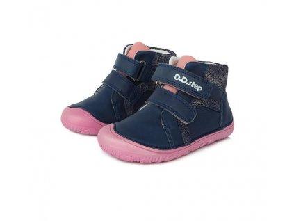 D.D.Step Royal Blue A073-874 - Celoročné topánky