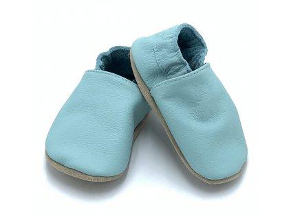 Babice Barefoot Mentolové  - Capačky