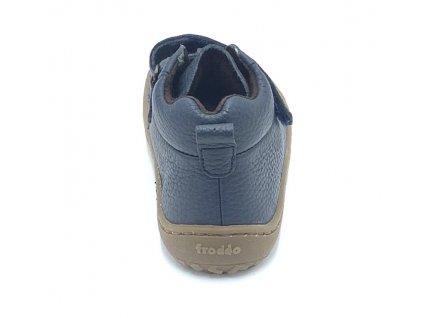 Froddo Barefoot  Blue - Vysoké - Celoročné topánky