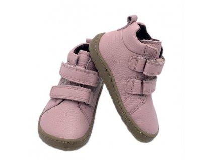 Froddo Barefoot Pink - Vysoké - Celoročná obuv