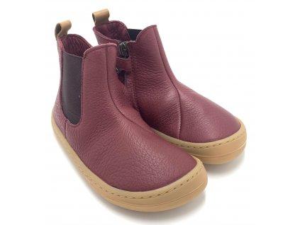 Froddo Barefoot Black - Vysoké - Celoročná obuv