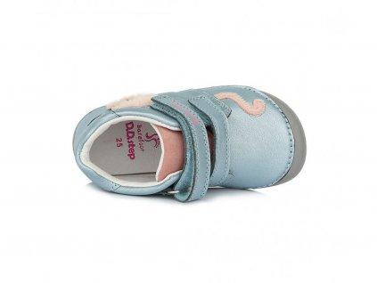 D.D.Step Royal Blue - S070-880 - Celoročné topánky