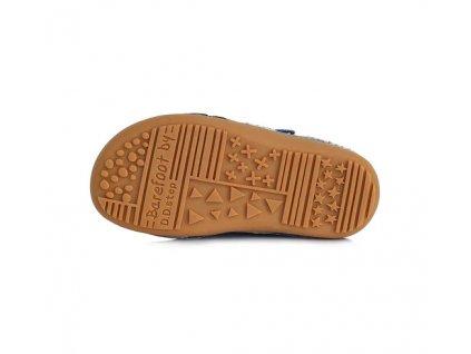 D.D.Step Dark Grey - DPB120A-063-761A - Celoročné topánky
