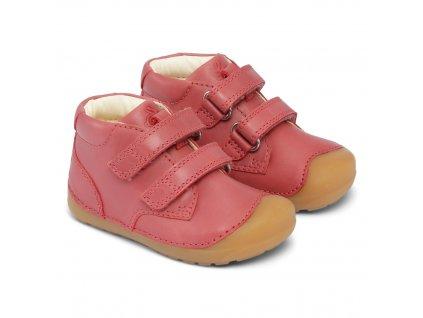 Bundgaard Petit Velcro Soft Rose WS - Celoročné topánky