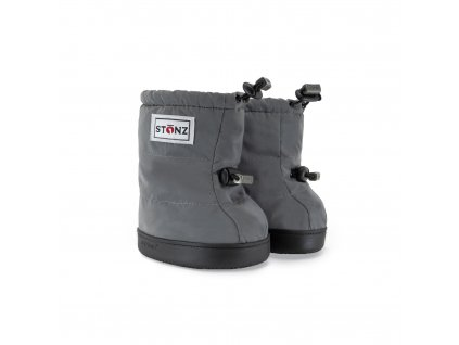 detske outdoor capacky toddler puffer booties reflexne
