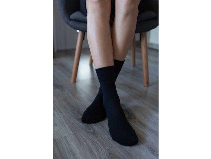 barefoot ponozky cierne 4624 size large v 1