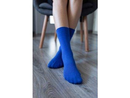 barefoot ponozky modre 4729 size large v 1
