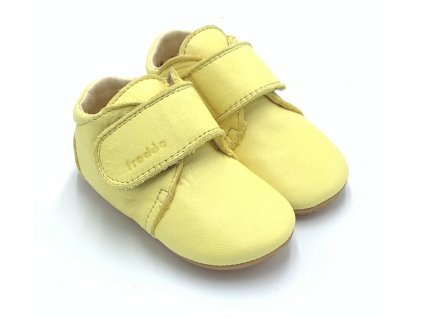 Froddo Flexible Yellow - Vysoké - G2130158-11- Celoročné topánky