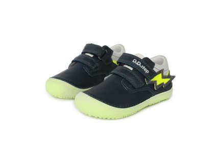 D.D.Step Royal Blue 063-753 - Celoročné topánky