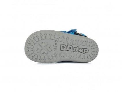 D.D.Step Black 063-379 - Celoročné topánky
