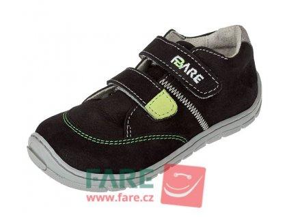 Fare Bare Čierne - A5114211 - Celoročné topánky