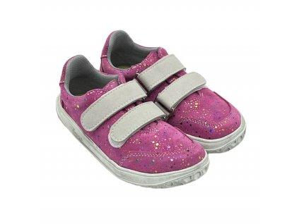 Jonap B16MV Šedo-ružové - Celoročná obuv