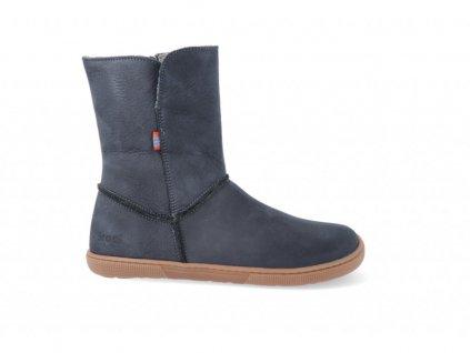KOEL4kids Dina Hydro Warm Navy - Zimné topánky, Celoročné topánky