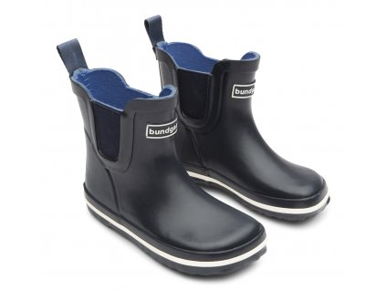 bundgaard-short-classic-rubber-boot-navy-gumaky