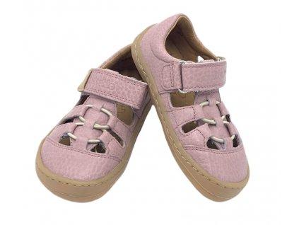 iFroddo Barefoot Pink G3150196-5 - Sandálky