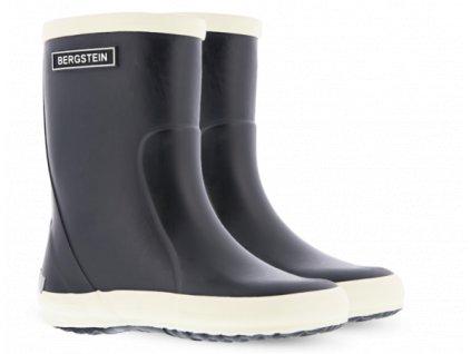 Bergstein Rainboot Black - Gumáky