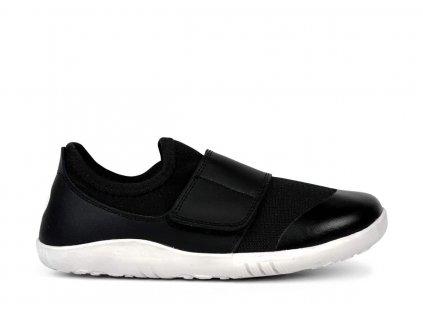 Bobux Xplorer Dimension II Black + White - Celoročné topánky