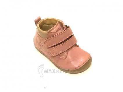 Froddo Flexible  - Vysoké G2130175-1B - Pink - Celoročné topánky