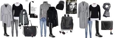 Inspirativní zimní outfity