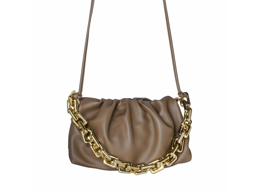 Crossbody Chain It Up Taupe