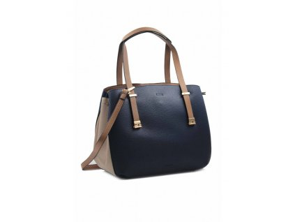 Kabelka Multi compartment Blue