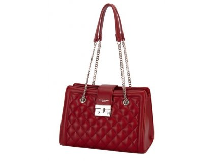 citybag acolchado dark red