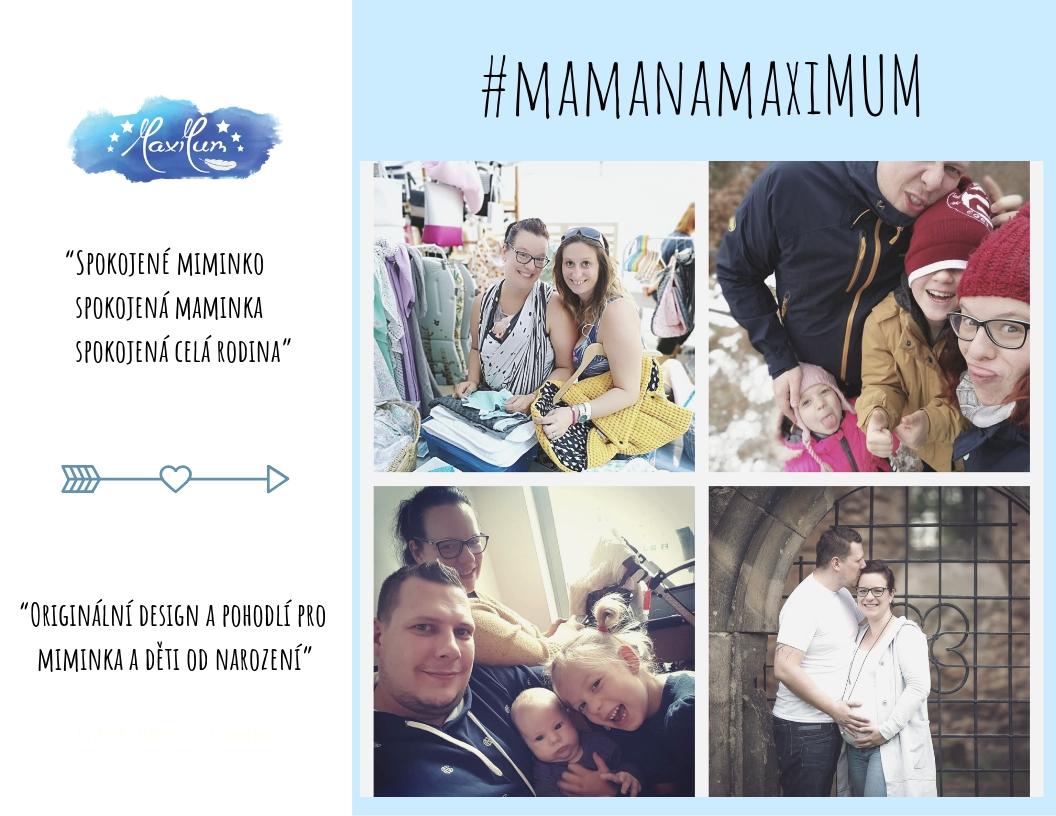 Příběh mámy na maxiMUM
