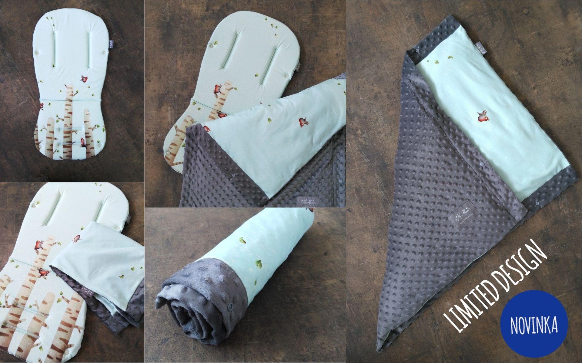 Celoroční deka a podložka