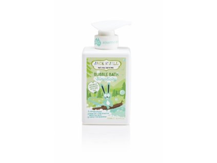 Jack N´ Jill NATURAL BATHTIME Pěna do koupele Simplicity