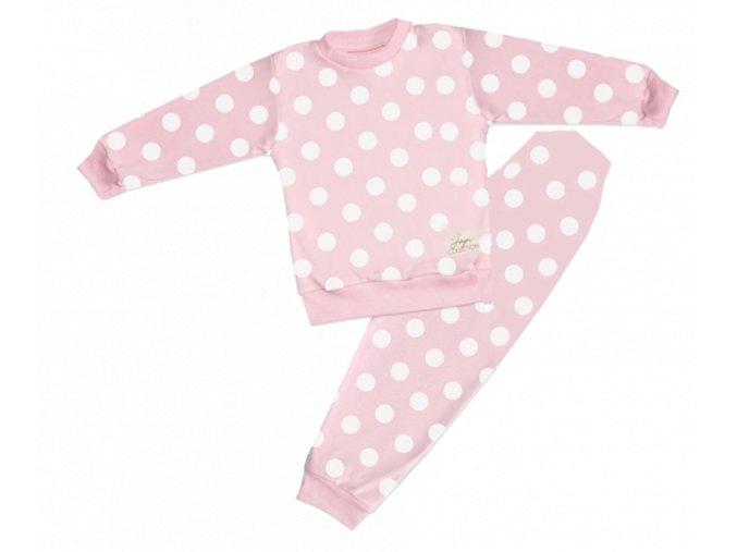 pyžamo puntík