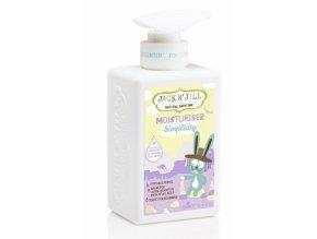 Jack N´ Jill NATURAL BATHTIME Tělové mléko SIMPLICITY