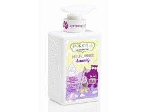 Jack N´ Jill NATURAL BATHTIME Tělové mléko SERENITY