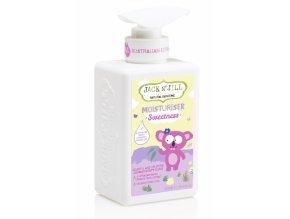 Jack N´ Jill NATURAL BATHTIME Tělové mléko SWEETNESS