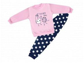 pyžamo růžové