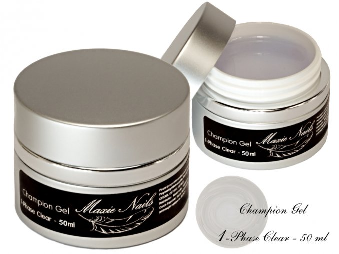 1 Phase Clear Chanpion Gel 50 ml