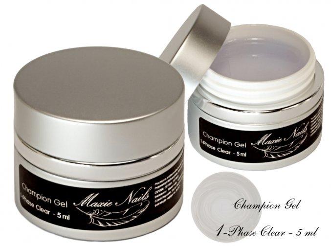 1 Phase Clear Chanpion Gel 5 ml