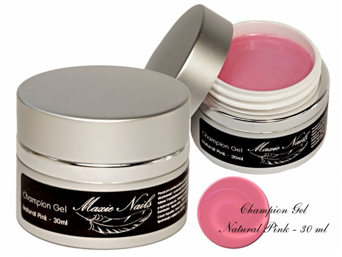 Chanpion Gel Natural Pink 30ml