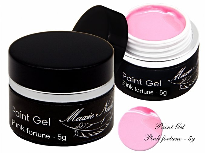 Paint Gel Pink fortune 5g