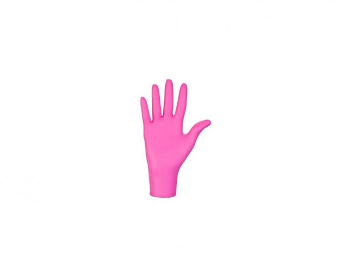 rukavice ruzova