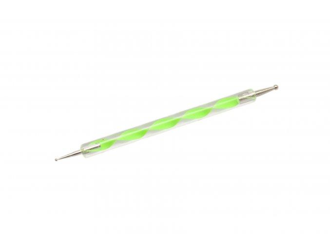 Zdobící sonda zelená