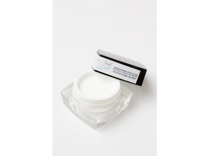UV/LED gel Star Line Serie Extreme White 15ml