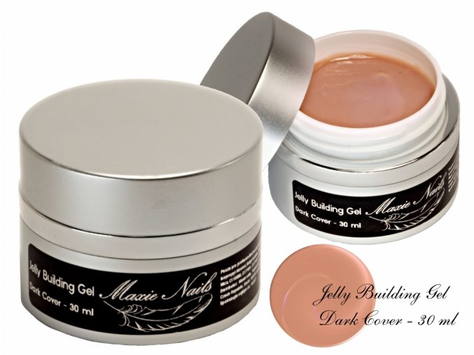 Jelly Building gel dark Cover 30ml