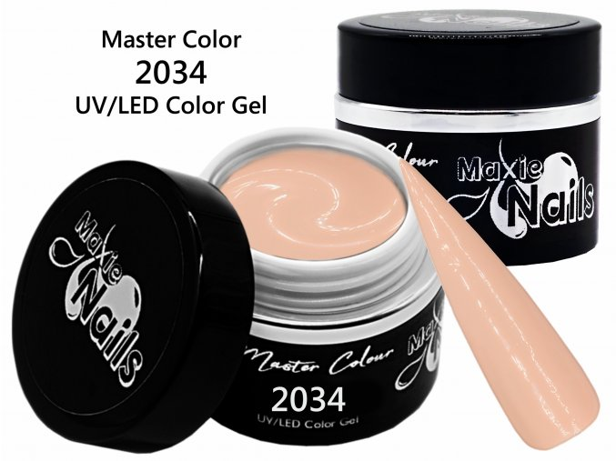 Master Color 2034 UV LED Color Gel