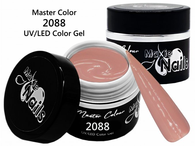 Master Color 2088 UV LED Color Gel