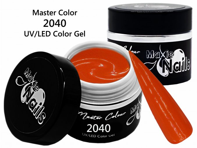 Master Color 2040 UV LED Color Gel